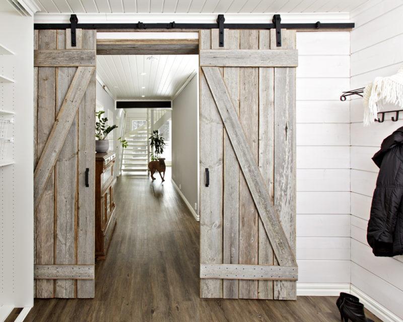 Rustik LOFT Dörr