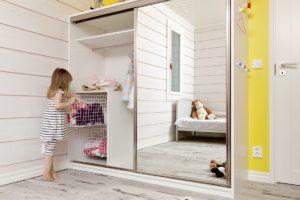 Planera en måttanpassad garderob